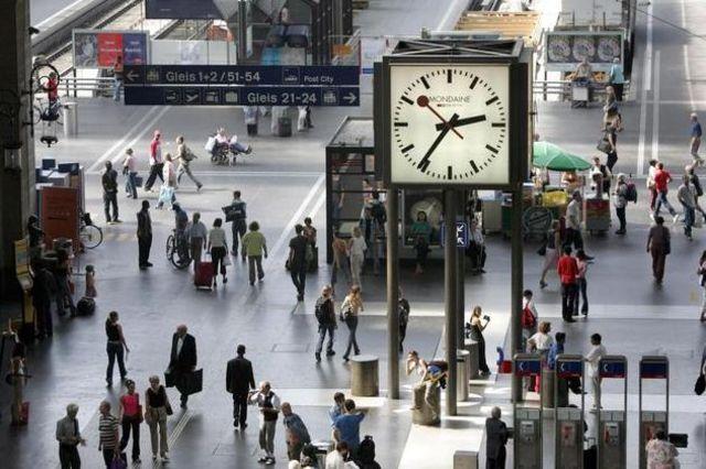 Treffpunkt Hauptbahnhof Zürich